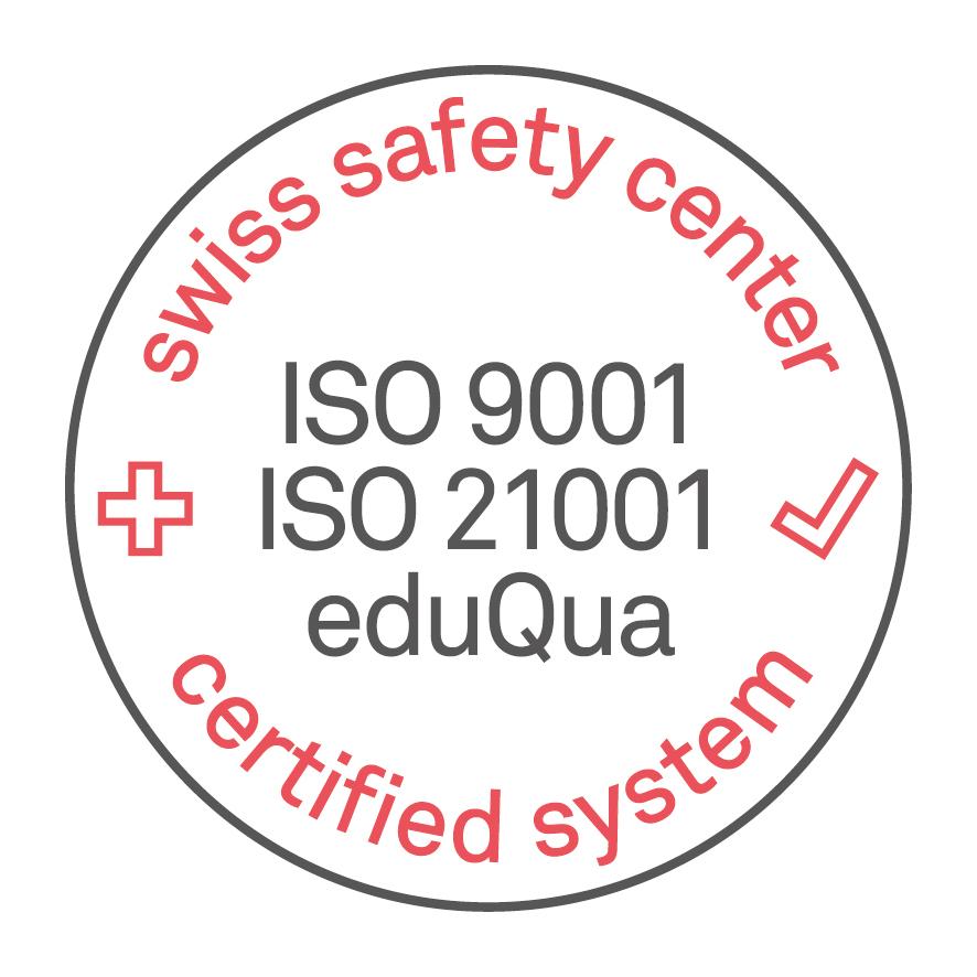 Swiss TS Zertifizierung